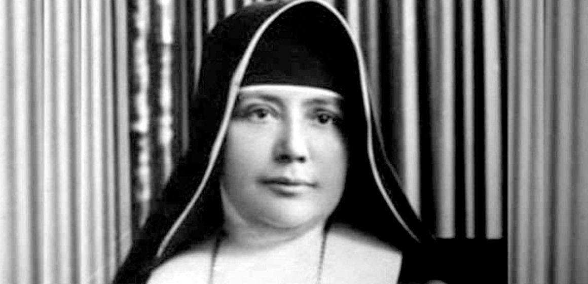 Nazaria Ignacia una santa que brilla desde las periferias.