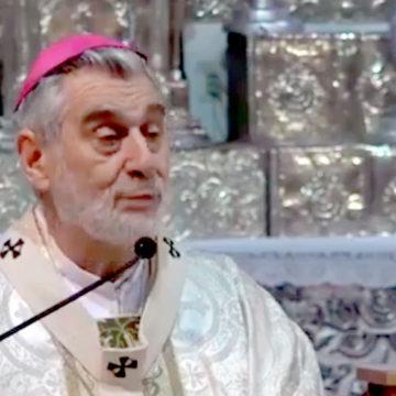 """Mons. Gualberti: """"Seamos constructores de paz, que brota de la justicia y que engendra fraternidad y solidaridad"""""""