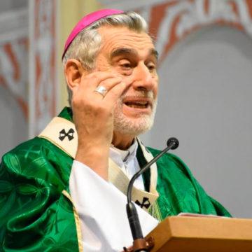 """Mons. Gualberti: """"estamos siempre en búsqueda, necesitados de corregir nuestro rumbo a la luz de Jesús."""