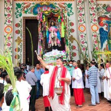 Semana Santa en San Ignacio de Moxos