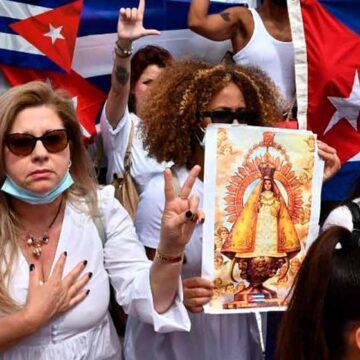 Francisco a los cubanos: «Recen a la Virgen de la Caridad del Cobre por la paz»