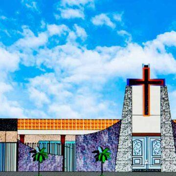 Apóyenos en la Reconstrucción de la Capilla María Reina