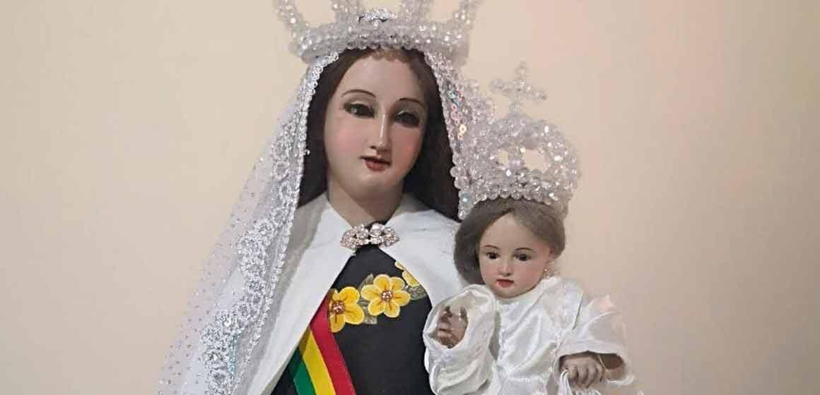 Virgen María del Carmen es Patrona de Bolivia